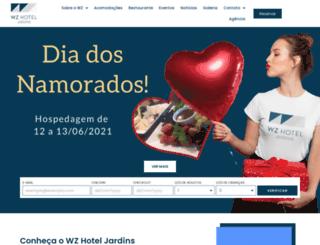 wzjardins.com.br screenshot