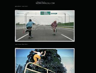 wzrr.ownlog.com screenshot
