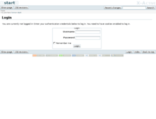 x-active.businessdecision.com screenshot
