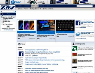 x-drivers.com screenshot