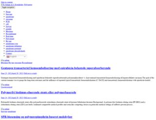 x-ophan.dk screenshot