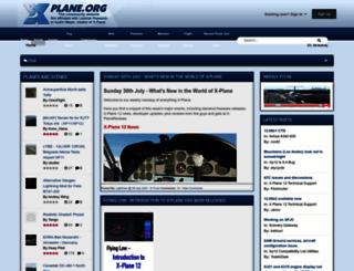 x-plane.org screenshot