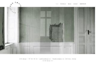 x-podesign.no screenshot