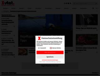 x-stat.de screenshot