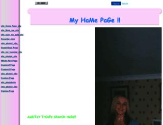 x0x-sharon-x0x.freewebspace.com screenshot