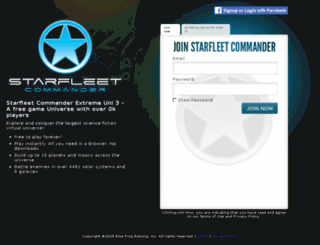 x3.playstarfleet.com screenshot