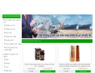 xachtaynhatban.com.vn screenshot