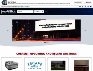 xalbq.neofillbids.com screenshot