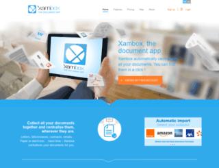 xambox.com screenshot