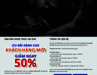 xamhinhnghethuat.net screenshot