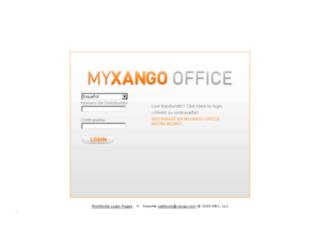 xangolat.myvoffice.com screenshot