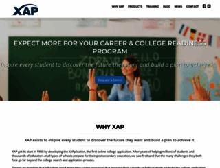 xap.com screenshot