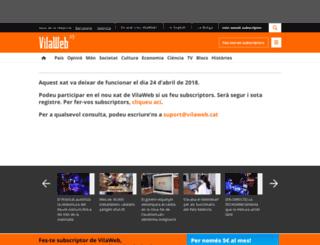 xat.vilaweb.cat screenshot