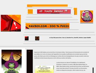 xavbox.com screenshot