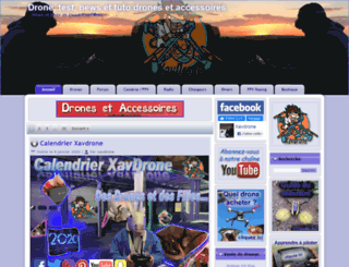 xavdrone.com screenshot