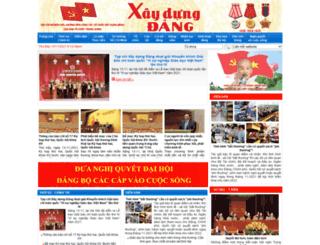 xaydungdang.vn screenshot