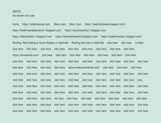 xayo.net screenshot