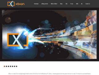 xbian.org screenshot