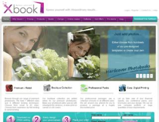 xbook.com.au screenshot