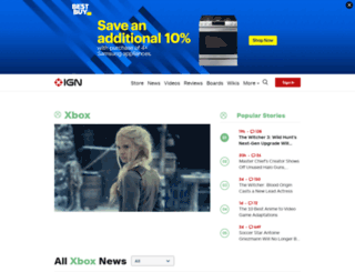 xbox360.ign.com screenshot