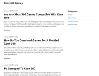 xbox360games.net screenshot
