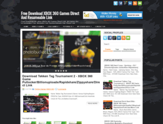 xbox360gamesdirectlink.blogspot.com screenshot