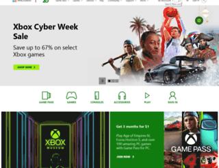 xboxcorp.com screenshot