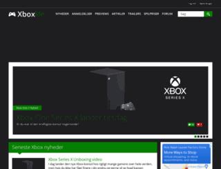 xboxlife.dk screenshot