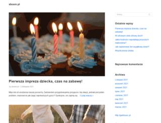 xboxm.pl screenshot