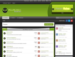 xboxmodders.com screenshot