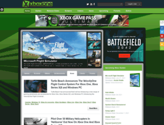 xboxone-hq.com screenshot