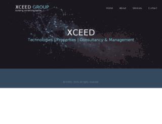 xceed.ae screenshot