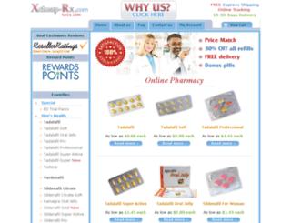 xcheap-rx.com screenshot