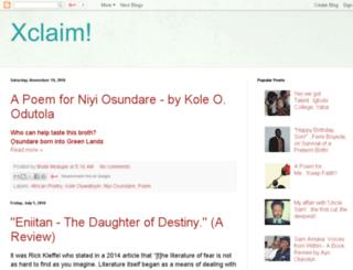 xclaim.com.ng screenshot