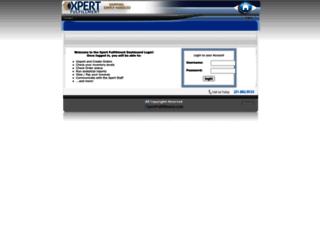 xcp.xpertfulfillment.com screenshot