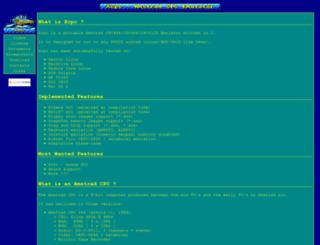 xcpc.emuunlim.com screenshot