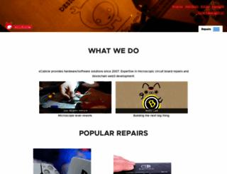 xcubicle.com screenshot