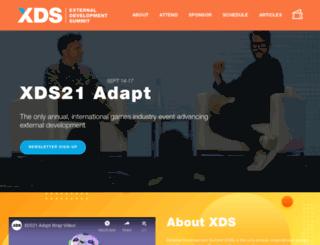 xdsummit.com screenshot