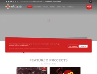 xdynamix.com screenshot