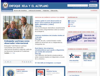 xela.usvpp.gov screenshot