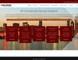 xemtec.com screenshot
