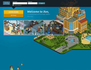 xen.bz screenshot