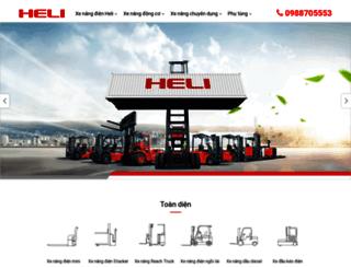 xenangheli.com screenshot