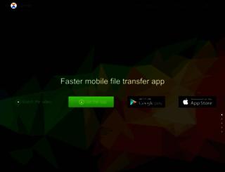 xender.com screenshot