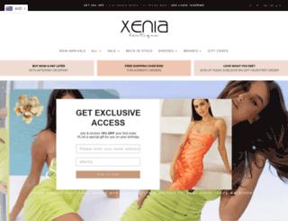 xeniaboutique.com.au screenshot