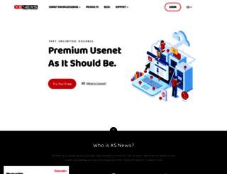 xennanews.com screenshot