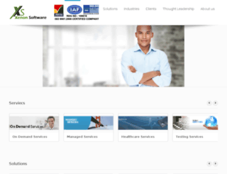 xenonsoftwares.com screenshot