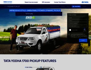 xenonxt.tatamotors.com screenshot