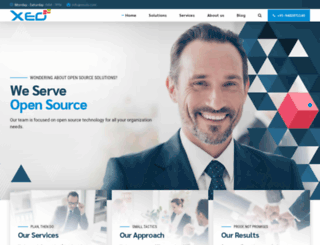 xeois.com screenshot