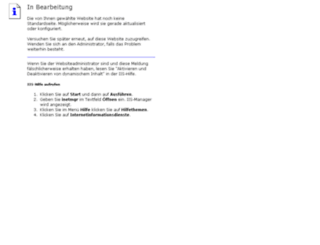 xeon.webtech.ch screenshot